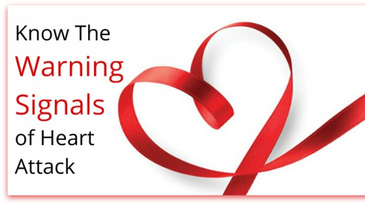 Know The Warning Signals of Heart Attack