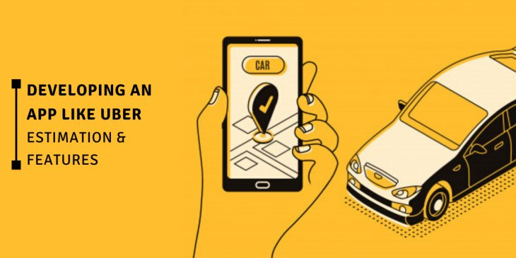 Launching a ride-hailing app: Cost estimation & functionalities to integrate