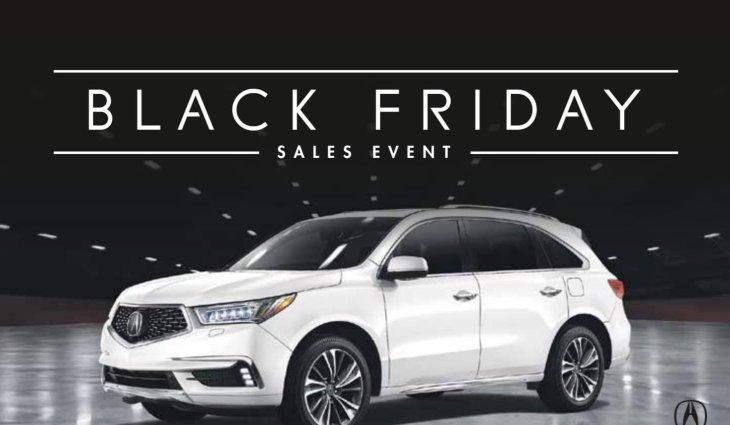 Acura On Brant Black Friday Sales Event, Burlington, ON