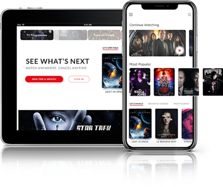 Netflix Clone: On-Demand Video Streaming App