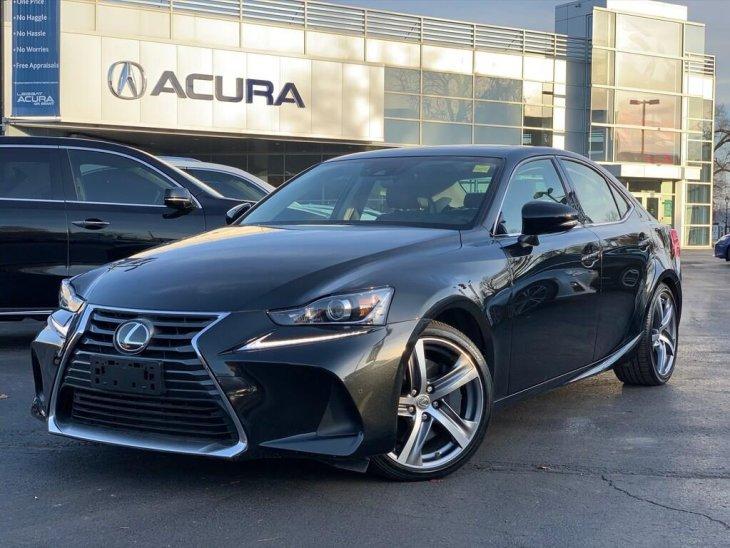 2017 Pre-Owned Lexus IS 350 $36,689 Acura on Brant - Burlington, ON