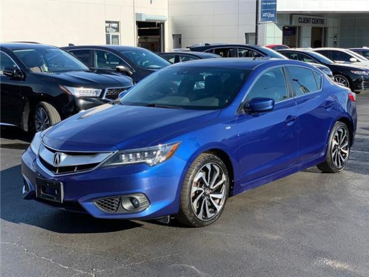 2016 Pre-Owned Acura ILX A-Spec $18,489 Acura on Brant, Burlington ON
