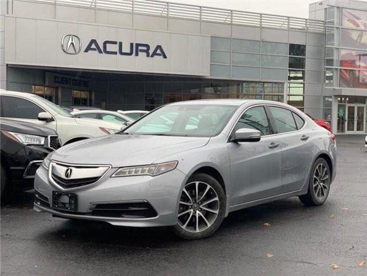 2017 Pre-Owned Acura TLX $27,289 Acura On Brant, Burlington, ON