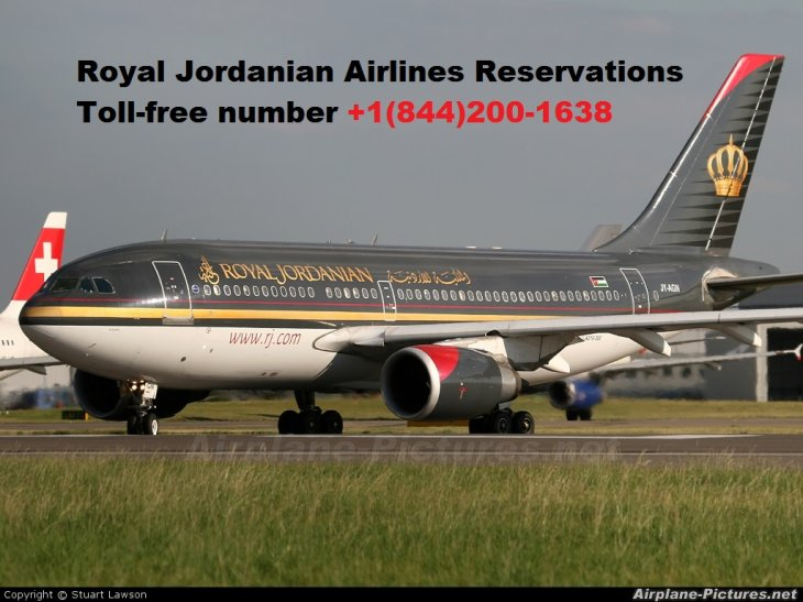 How to reserve seats in Royal Jordanian?