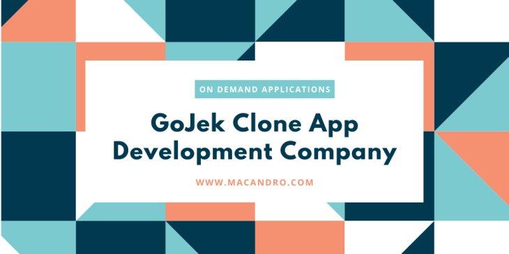 Where Can I Get The Best GoJek Clone App?