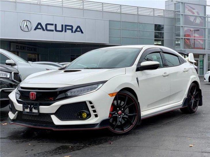 2018 Honda Civic Type R $37,389 Acura On Brant, Burlington, ON