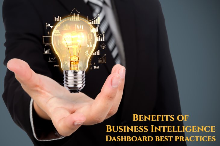 Benefits of Business Intelligence Dashboard Best Practices