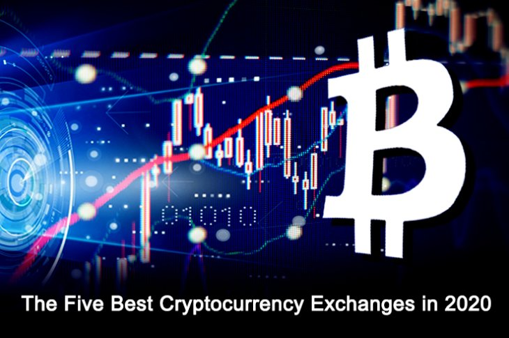 The Five Best Cryptocurrency Exchanges in 2020