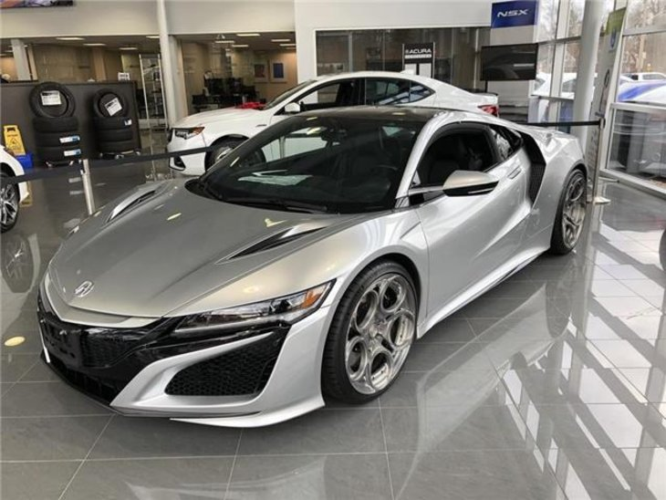 2019 Pre-Owned Acura NSX COUPE $178,989 Acura On Brant, Burlington, ON