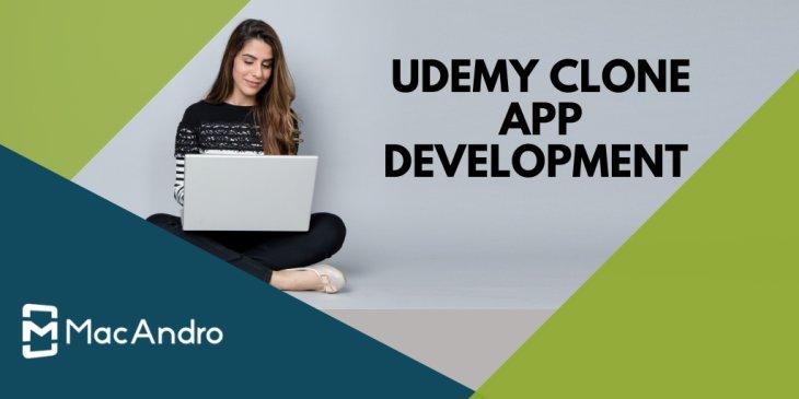Udemy Clone Script - Macandro