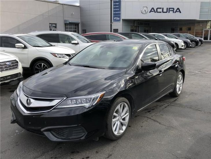 2017 Pre-Owned Acura ILX Premium $21,389 Acura On Brant, Burlington, ON