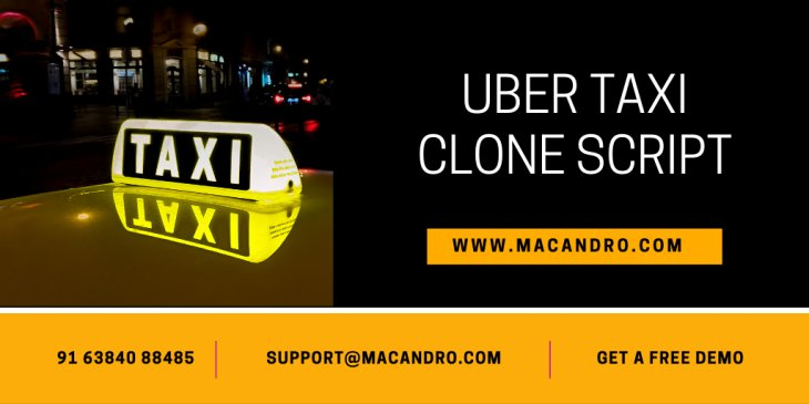 Where do I Get the Best Uber Taxi Clone Script?