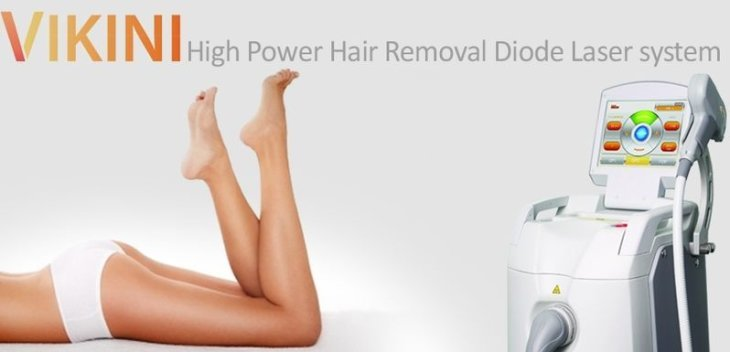 Nina L'Allure Announces High-Power Laser Hair Removal System Offer