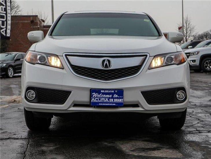 2013 Pre-Owned Acura RDX $16,989 Acura On Brant, Burlington, ON
