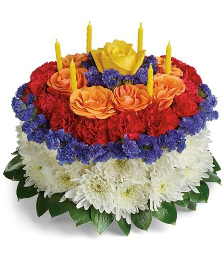 Send Birthday Flowers in Burlington Today!