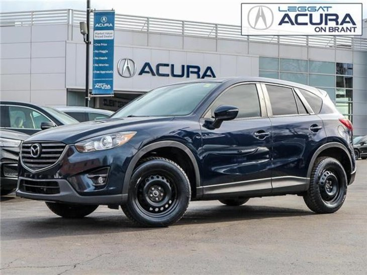 2016 Pre-owned Mazda CX-5 GS $16,799  Acura On Brant, Burlington, ON