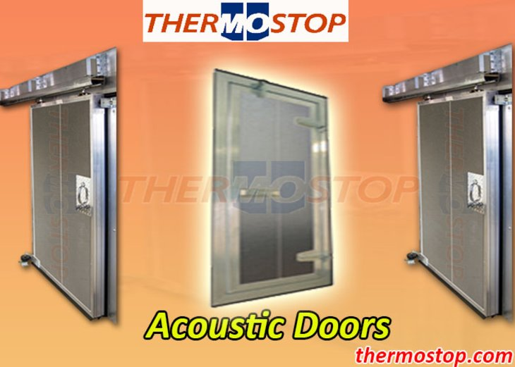 Some Advantages of Using Acoustic DoorsEnter content title here...