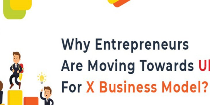 Why are entrepreneurs moving towards Uber for X business model?