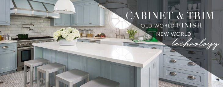 Cabinet and Trim Paint