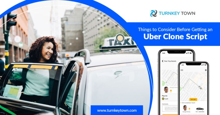 Why do you need an Uber Clone Script?