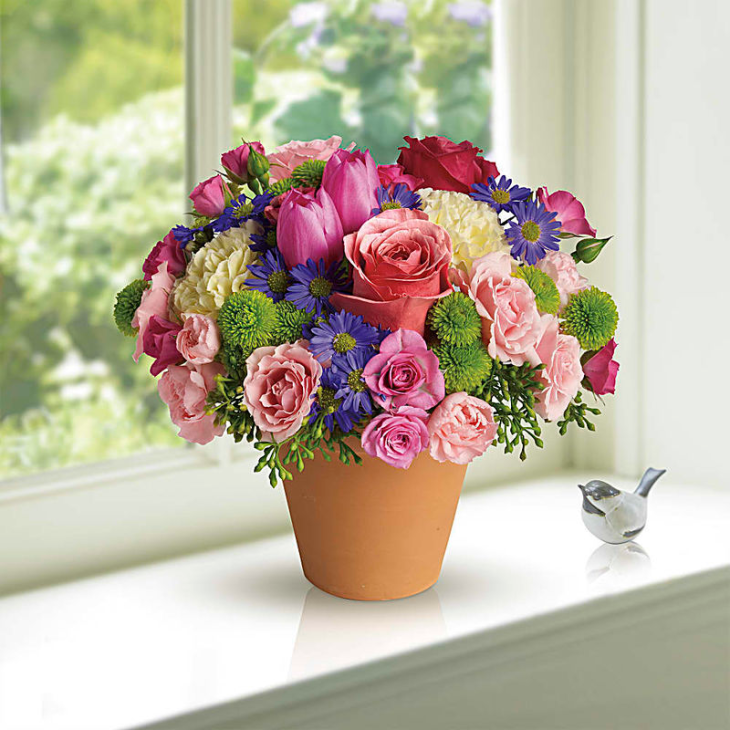 Same Day Delivery for all Spring Flowers & Gifts with our discount coupon availa