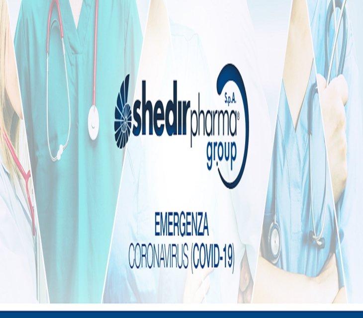Shedir Pharma sostiene il Sistema Sanitario Nazionale