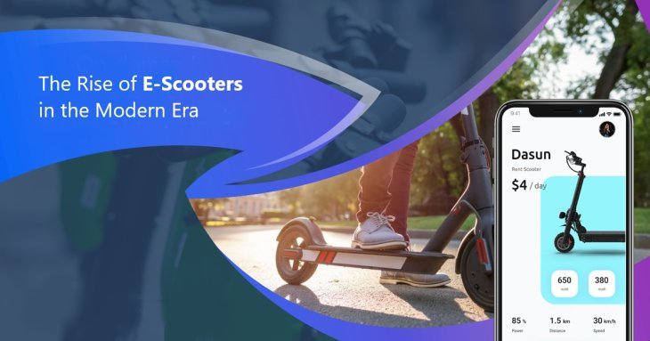 The Rise Of E-scooters In The Modern Era: Know The Business Models And Workflow