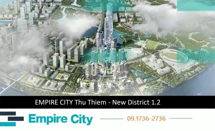Empire City Thủ Thiêm Quận