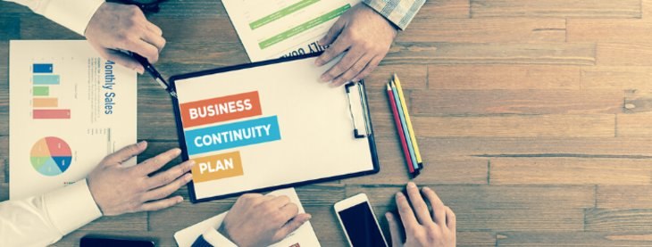 WHAT DOES A BUSINESS CONTINUITY PLAN TYPICALLY INCLUDE?