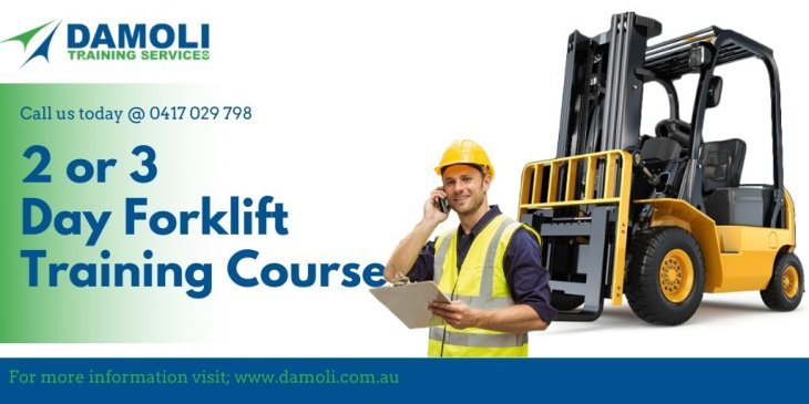 Top Rated Forklift Training in Melbourne