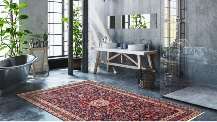 Bring Your Area Rugs Back to Life