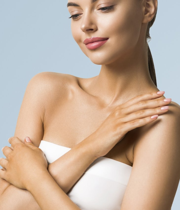 Laser treatments work the best on pale skin