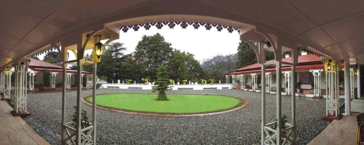Experience the 5 star Luxury of Mussoorie