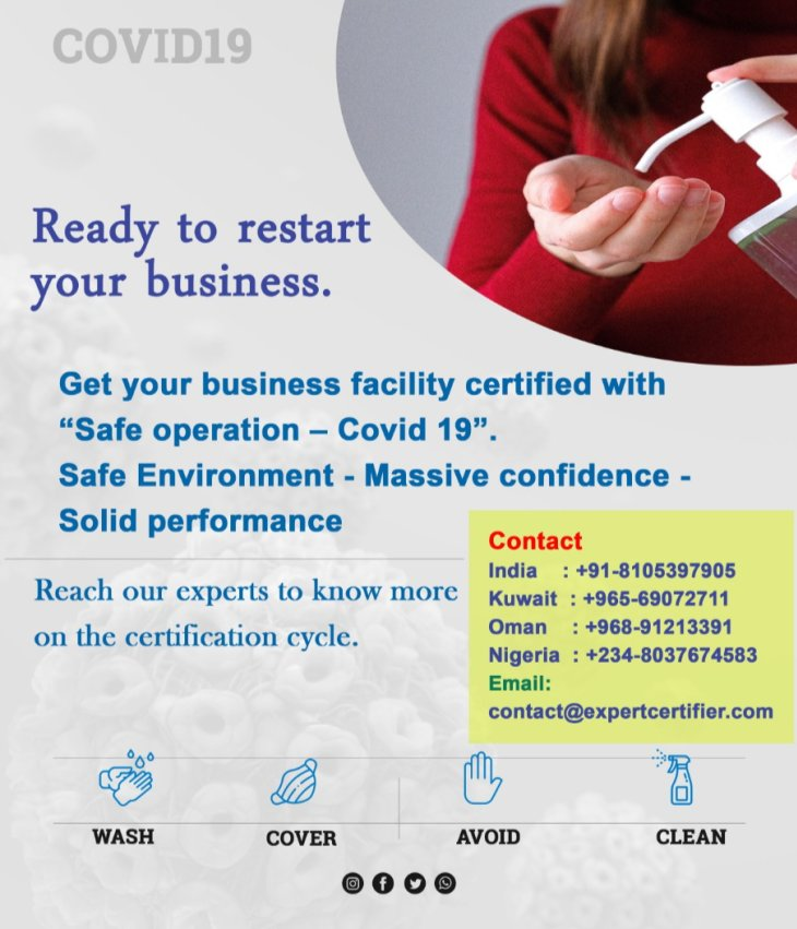 ISO certification and consultation