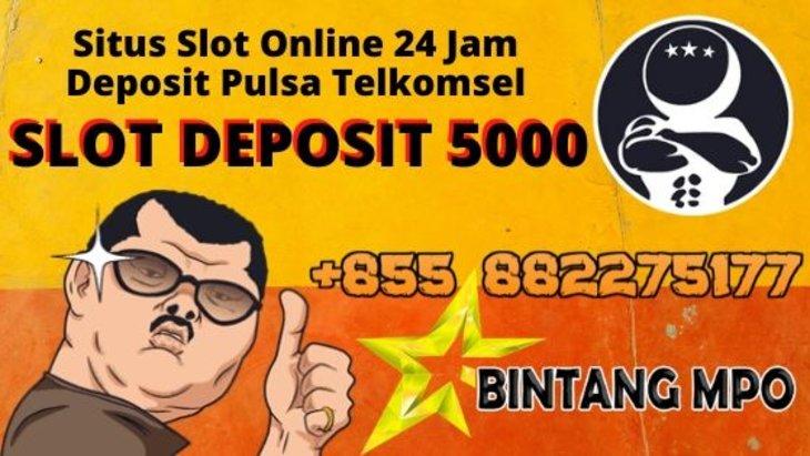 Situs Judi Mpo Online Deposit Pulsa 24 Jam