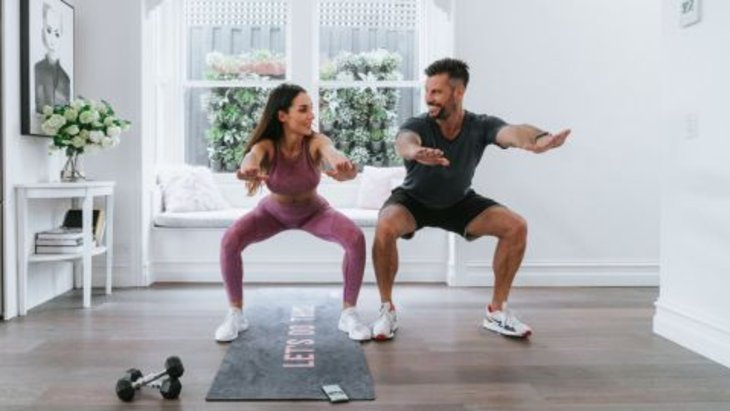 Stay Fit At Home anytime with Virtual Classes