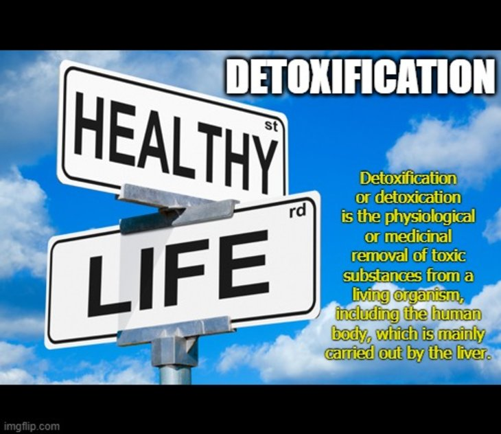 What is Detox and what are the benefits?
