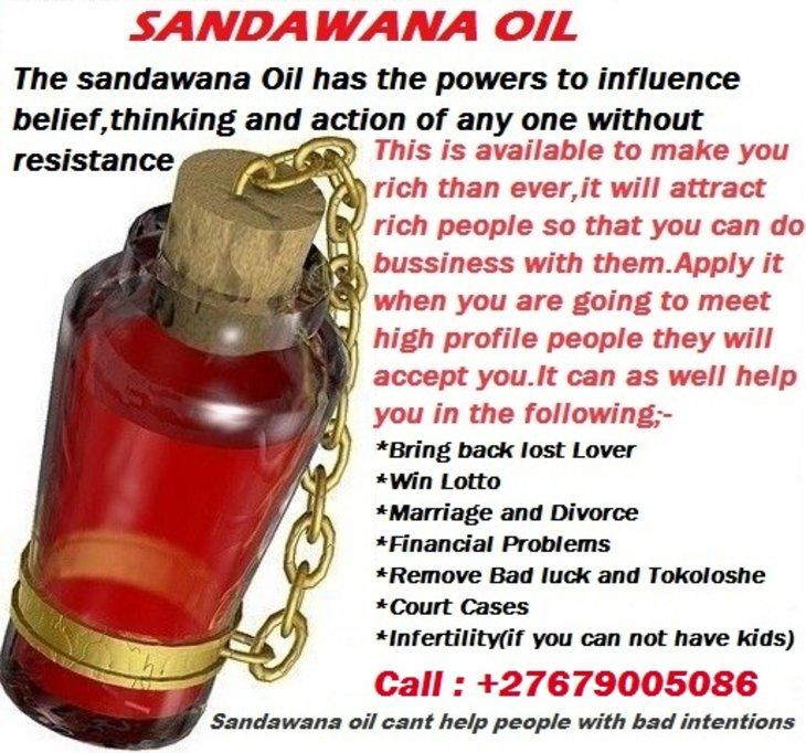 SANDAWANA OIL +27679005086 USA, UK, Zambia, Namibia, Zimbabwe