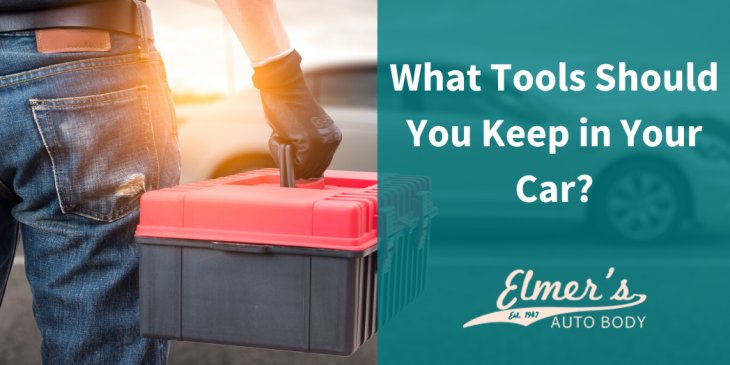 What Tools Should You Keep in Your Car?
