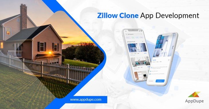 Parameters to consider before initiating Zillow Clone app development