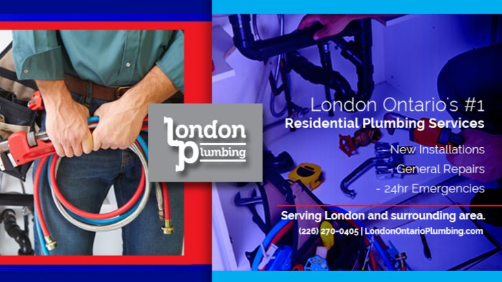 Local Plumbers In London Ontario