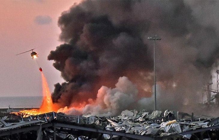 Beirut port manager among 16 arrested in blast probe