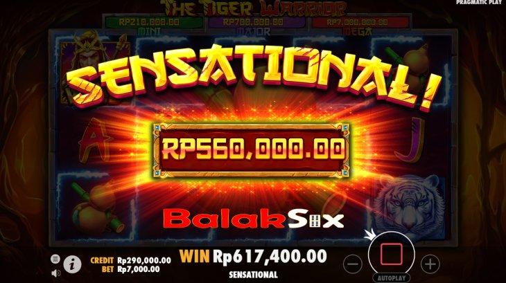 Slot Online Indonesia - The Tiger Warrior