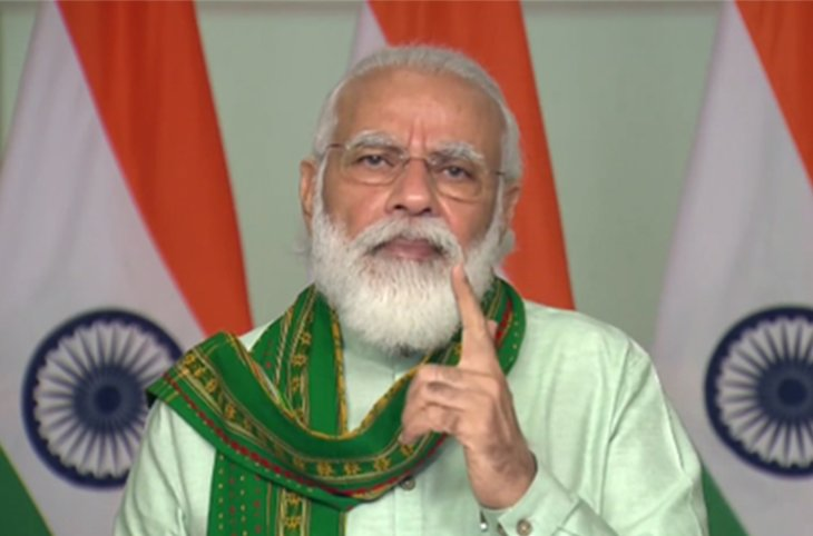 PM Modi launches financing facility under Agriculture Infrastructure Fund