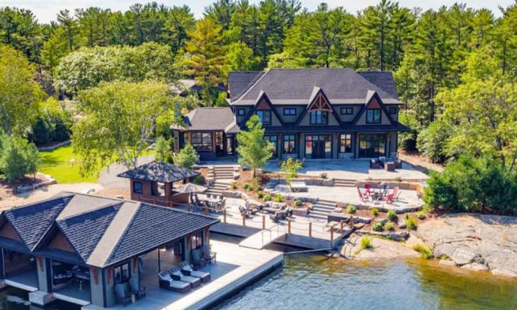 Top 4 Ways to Turn you Cottage Rental into a Luxury Retreat