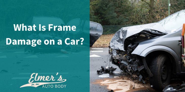 What Is Frame Damage on a Car?