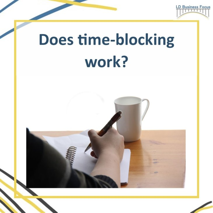 Does Time Blocking Work?