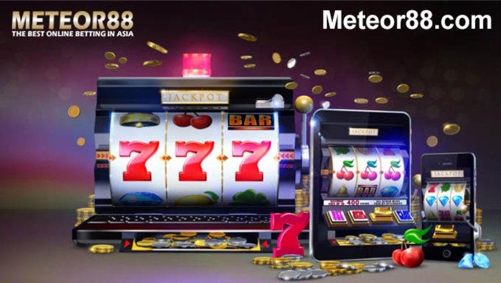 Situs Judi Slot Online Terpercaya Bonus Deposit 100 Meteor88
