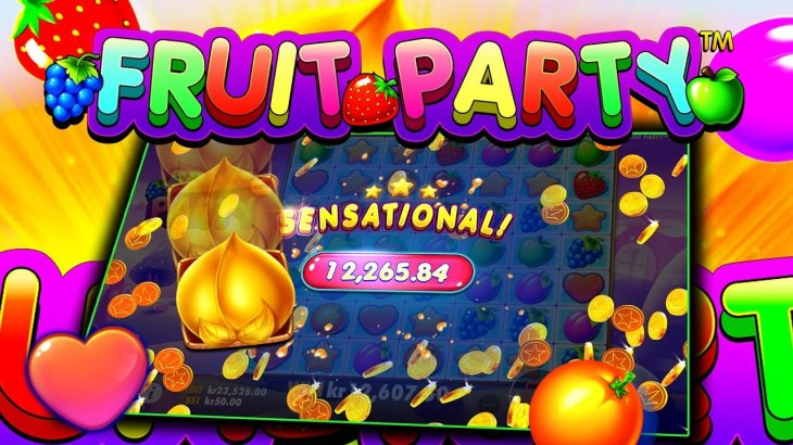 Main Demo Pragmatic Slot Play Fruit Party Lansung Jackpot   Museumslot