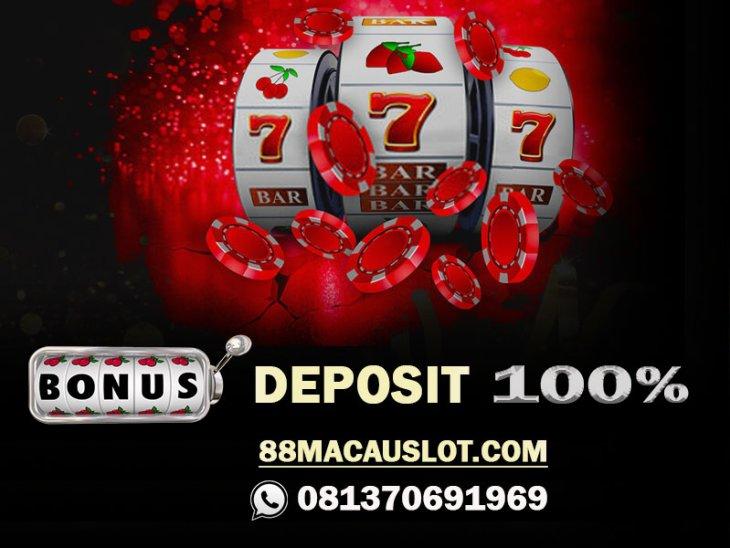 Slot Deposit Pulsa 5rb Tanpa Potongan